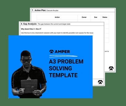 A3 Problem Solving Template